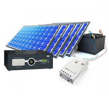 Солнечная электростанция 30 кВт для